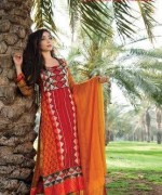 Amna Ismail Lawn 2014 Volume 3 for Women011