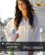 Attraction By Kamal Summer Dresses 2014 Volume 2 For Women 002