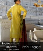 Attraction By Kamal Summer Dresses 2014 Volume 2 For Women 003