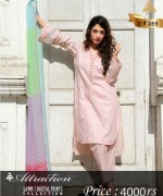 Attraction By Kamal Summer Dresses 2014 Volume 2 For Women 004