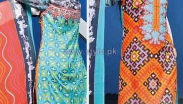 Ayesha Samia Lawn Dresses 2014 Volume 2 12