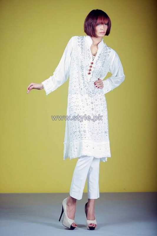 Ayesha Somaya Pret Dresses 2014 For Summer 3
