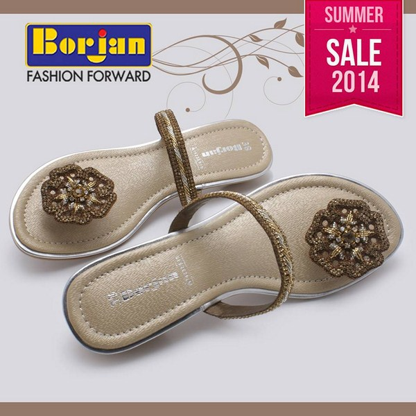 Borjan Shoes Footwear Collection 2014 For Women 006