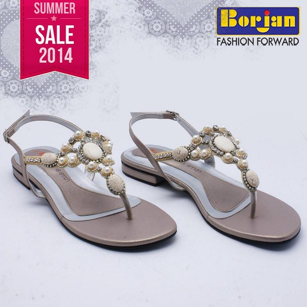 Borjan Shoes Footwear Collection 2014 For Women 007