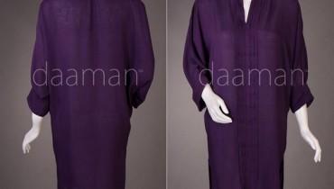 Daaman Casual Dresses 2014 For Women 008