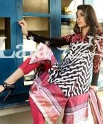 Dahlia Lawn Dresses 2014 By Lala Textiles 1
