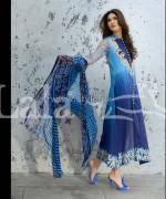Dahlia Lawn Dresses 2014 By Lala Textiles 6