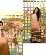 Dahlia Lawn Dresses 2014 By Lala Textiles 7