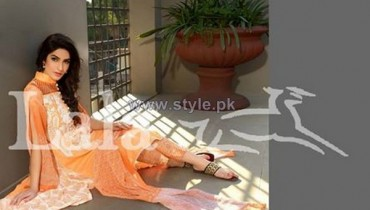 Dahlia Lawn Dresses 2014 For Summer 11