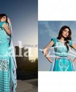 Dahlia Lawn Dresses 2014 For Summer 8