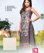 Dawood Textiles Liali Embroidered Lawn Dresses 2014 Volume 2 For Women 001