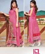 Dawood Textiles Liali Embroidered Lawn Dresses 2014 Volume 2 For Women 0012