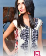 Dawood Textiles Liali Embroidered Lawn Dresses 2014 Volume 2 For Women 003