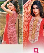 Dawood Textiles Liali Embroidered Lawn Dresses 2014 Volume 2 For Women 007