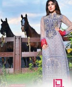 Dawood Textiles Liali Embroidered Lawn Dresses 2014 Volume 2 For Women