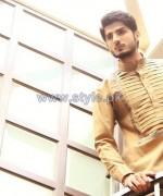 Emraan Rajput Kandooras Collection 2014 For Men 4