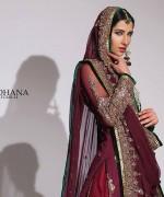 Fahad Hussayn Wedding Dresses 2014 for Women003