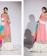 Fahad Hussayn Wedding Dresses 2014 for Women011
