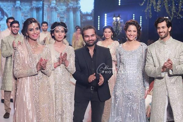 Faraz Manan Collection At Pantene Bridal Couture Week 2014 001