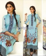 Ghani Textile Embroidered Lawn 2014 For Summer 2