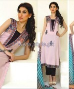 Ghani Textile Embroidered Lawn 2014 For Women 5
