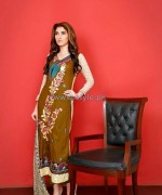 Ghani Textile Party Dresses 2014 For Summer 1