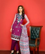 Ghani Textile Party Dresses 2014 For Summer 2