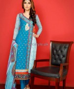 Ghani Textile Party Dresses 2014 For Summer 3