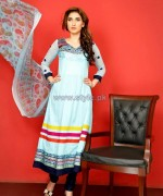 Ghani Textile Party Dresses 2014 For Women 7