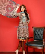 Ghani Textile Party Dresses 2014 For Women 9