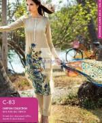 Gul Ahmed Chiffon Dresses 2014 Volume 2 6