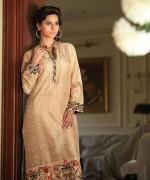 Gul Ahmed Semi-formal Wear Dresses 2014 for Women001