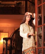 Gul Ahmed Semi-formal Wear Dresses 2014 for Women002