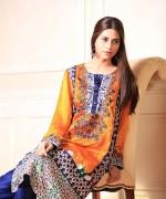 Gul Ahmed Semi-formal Wear Dresses 2014 for Women003