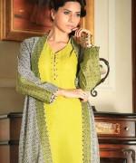 Gul Ahmed Semi-formal Wear Dresses 2014 for Women006