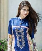 Gul Ahmed Semi-formal Wear Dresses 2014 for Women007