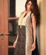 Gul Ahmed Semi-formal Wear Dresses 2014 for Women012