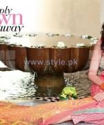 Gul Ahmed Silk Dresses 2014 For Summer 4