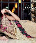 Gul Ahmed Silk Dresses 2014 For Women 8
