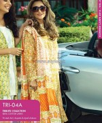 Gul Ahmed Tribute Collection 2014 For Mother's Day 1