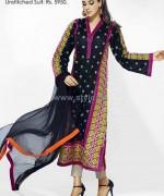 Hadiqa Kiani Summer Dresses 2014 For Women 1