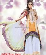 Hadiqa Kiani Summer Dresses 2014 For Women 2