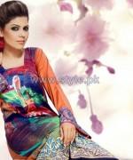 Hadiqa Kiani Summer Dresses 2014 For Women 4