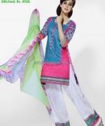 Hadiqa Kiani Summer Dresses 2014 Volume 2 7