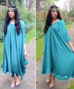 Heena Ayub Summer Dresses 2014 For Women 001