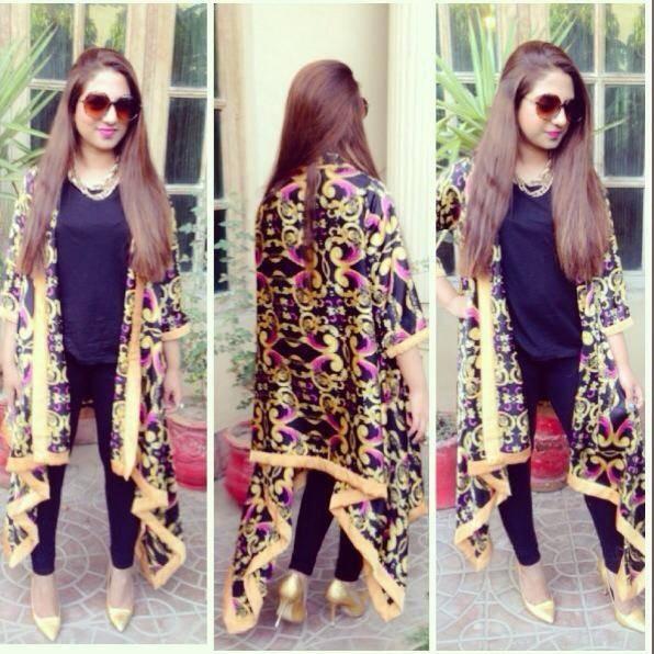 Heena Ayub Summer Dresses 2014 For Women 003