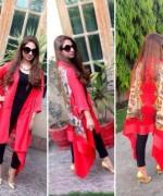 Heena Ayub Summer Dresses 2014 For Women 004