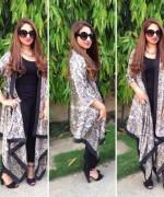 Heena Ayub Summer Dresses 2014 For Women 006