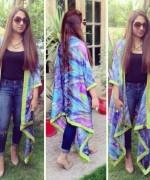 Heena Ayub Summer Dresses 2014 For Women 007