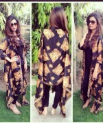 Heena Ayub Summer Dresses 2014 For Women 009